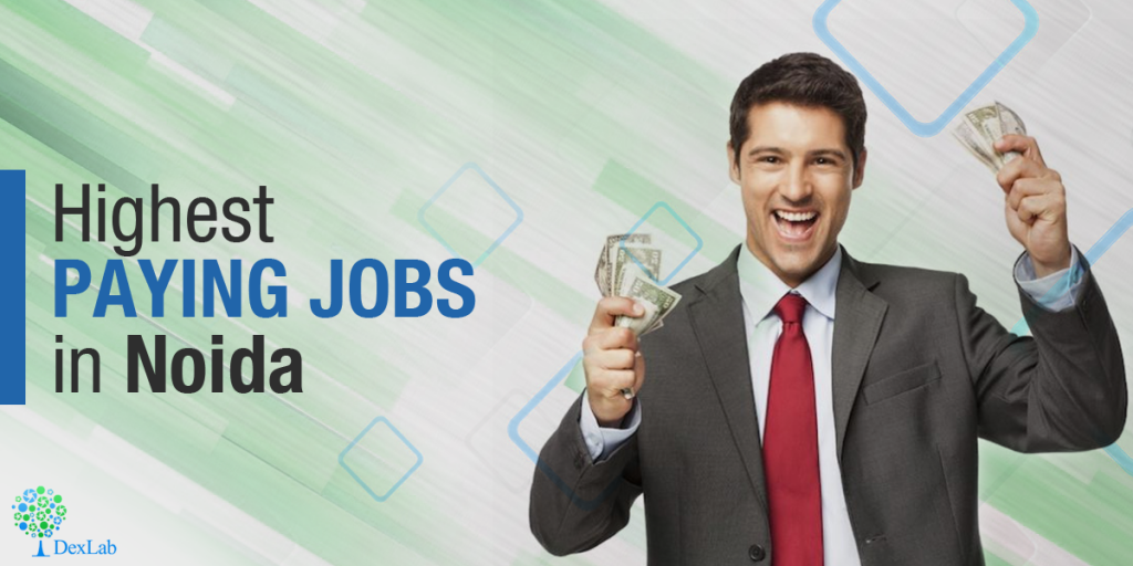 Highest paying jobs in Noida