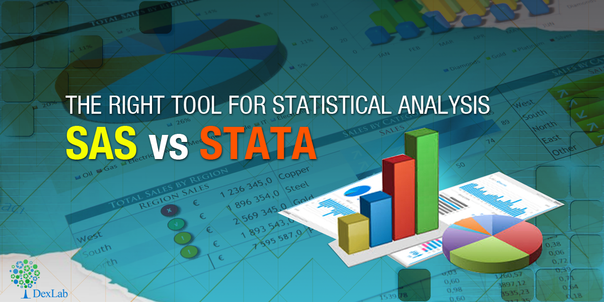 the right tool for statistical analysis sas vs  stata