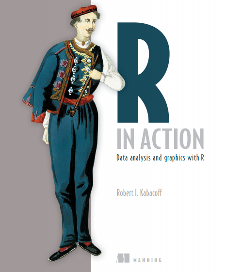 R in Action – Robert Kabacoff