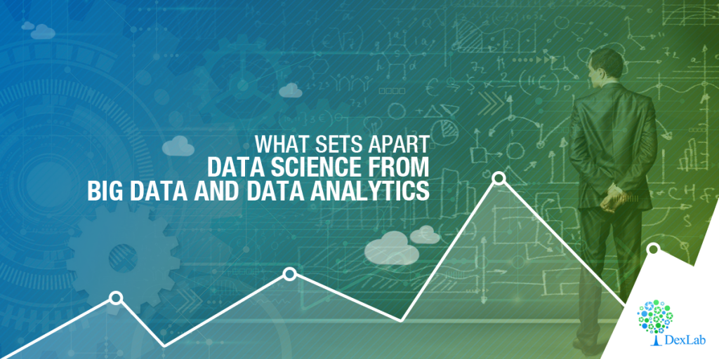 What Sets Apart Data Science from Big Data and Data Analytics