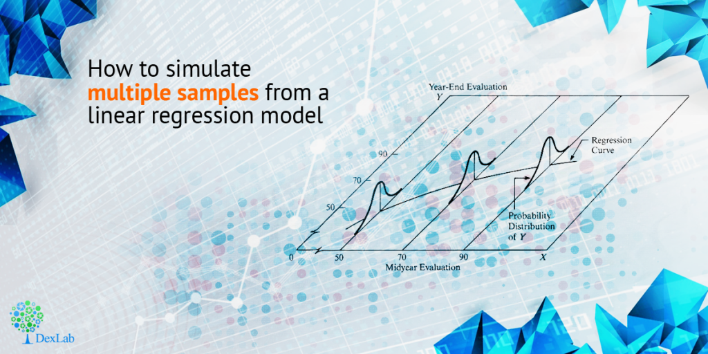How to Simulate Multiple Samples From a Linear Regression Model