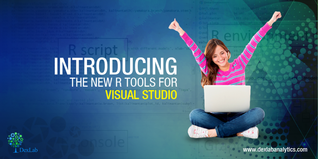 Introducing The New R Tools For Visual Studio