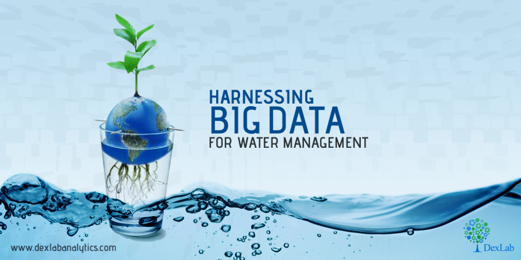 World Water Day: Save Water with Big Data
