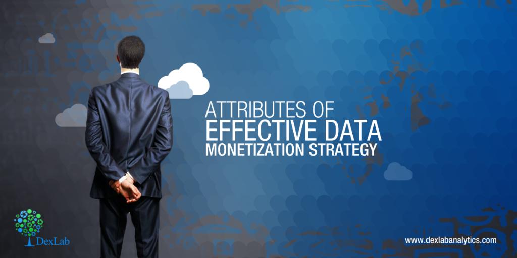 Attributes of Effective Data Monetization Strategy