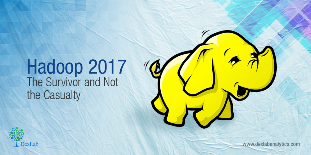 Hadoop 2017: The Survivor and Not the Casualty