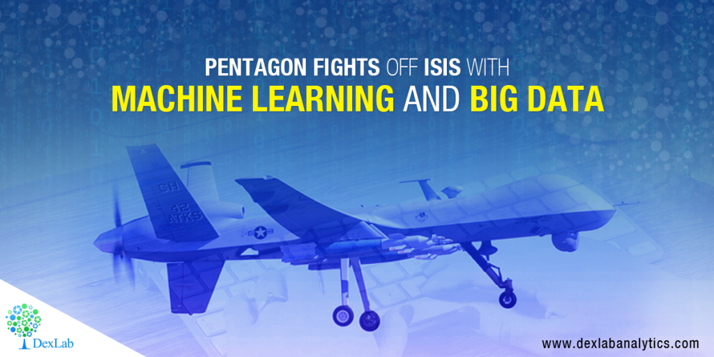 Pentagon Fights Off ISIS with Machine Learning and Big Data
