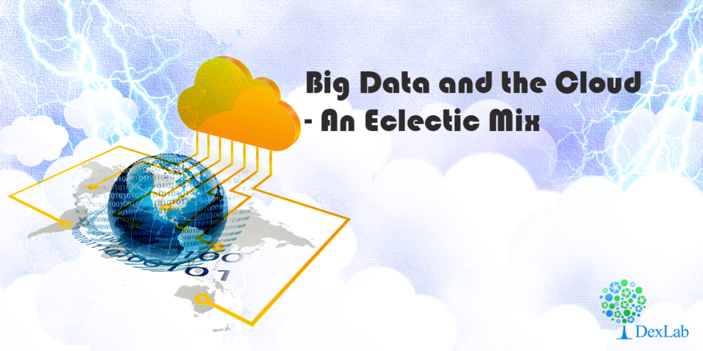 Big Data and the Cloud- An Eclectic Mix