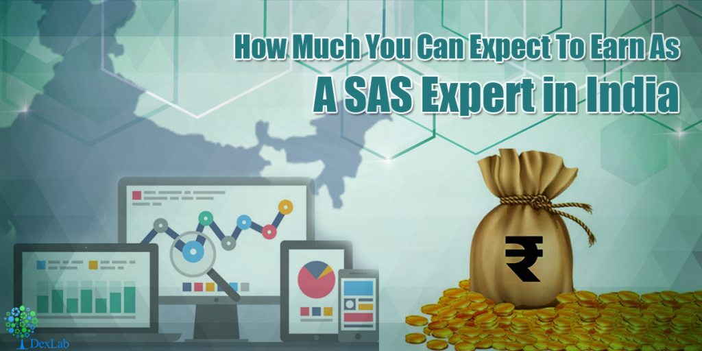 How Much You Can Expect To Earn As A SAS Expert in India