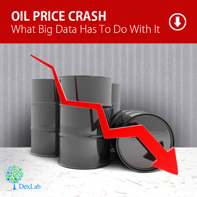 Oil Price Crash – What Big Data Has To Do With It