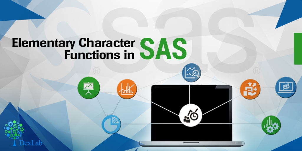 Elementary Character Functions in SAS