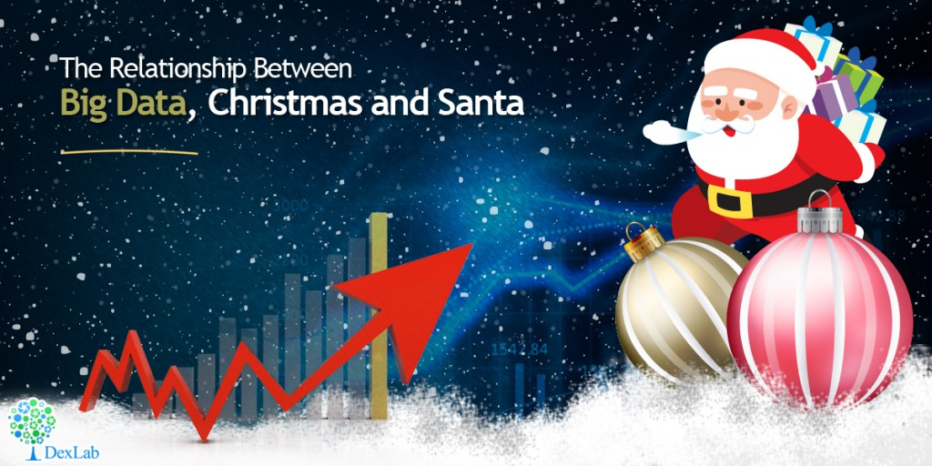 The Relationship between Big Data, Christmas and Santa