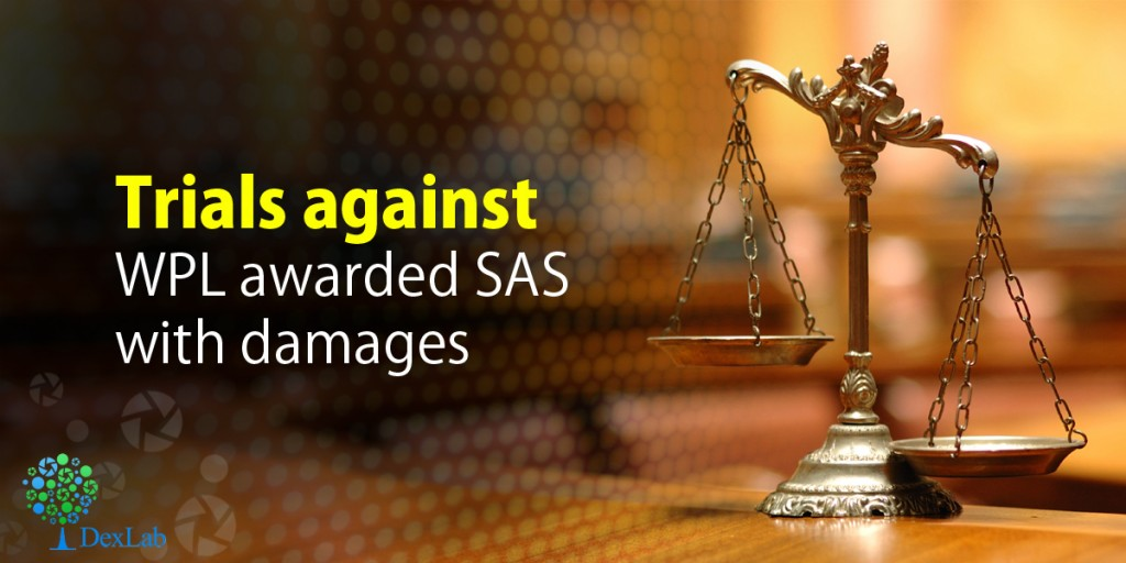 Trials Against WPL Awarded SAS With Damages