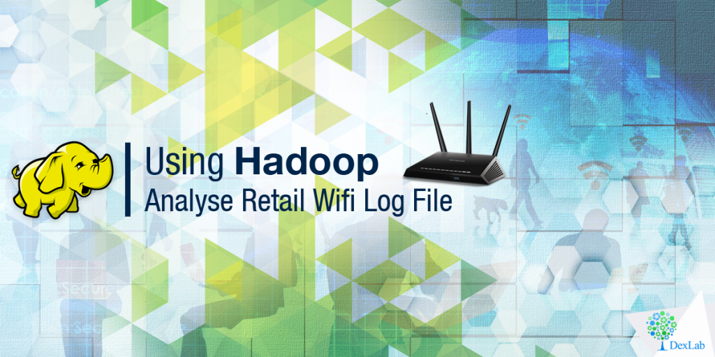 Using Hadoop Analyse Retail Wifi Log File