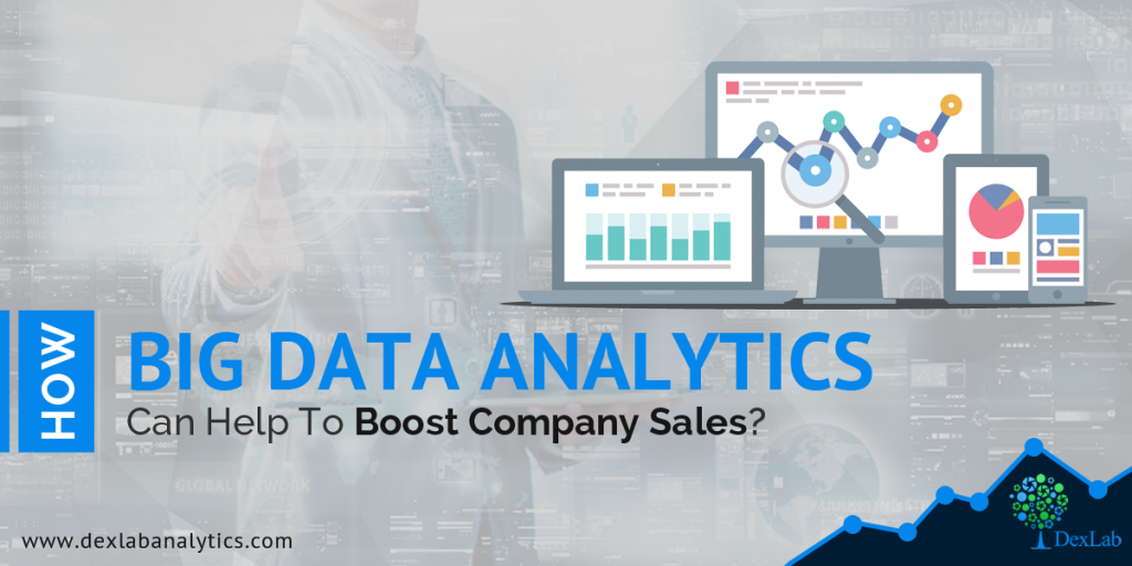 Infographic: How Big Data Analytics Can Help To Boost Company Sales?