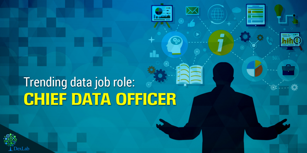 Trending Data Job Role: Chief Data Officer