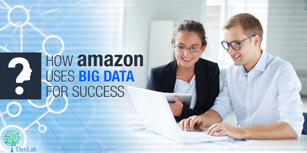 How Amazon Uses Big Data for Success