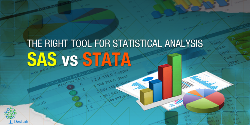 The Right Tool For Statistical Analysis SAS Vs. Stata