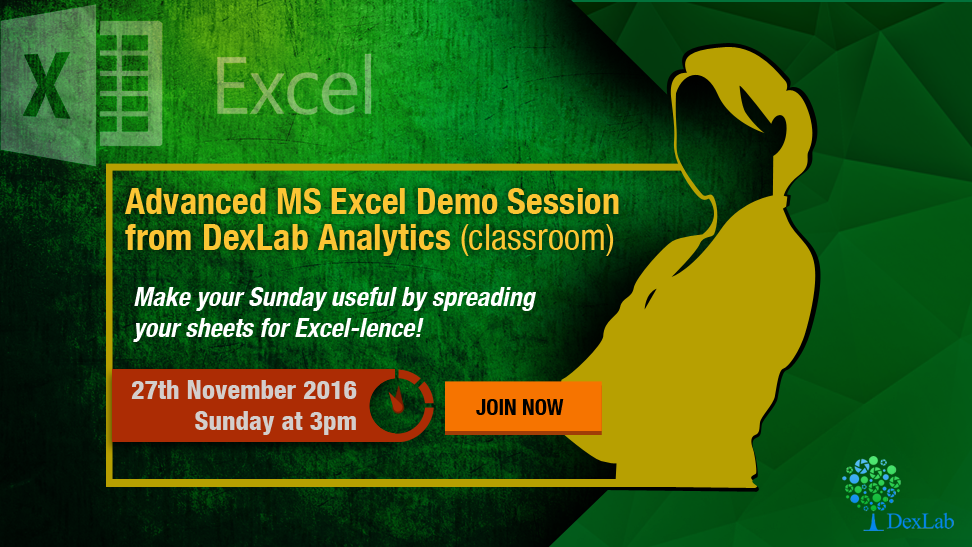 Free Demo Session on Advanced MS Excel