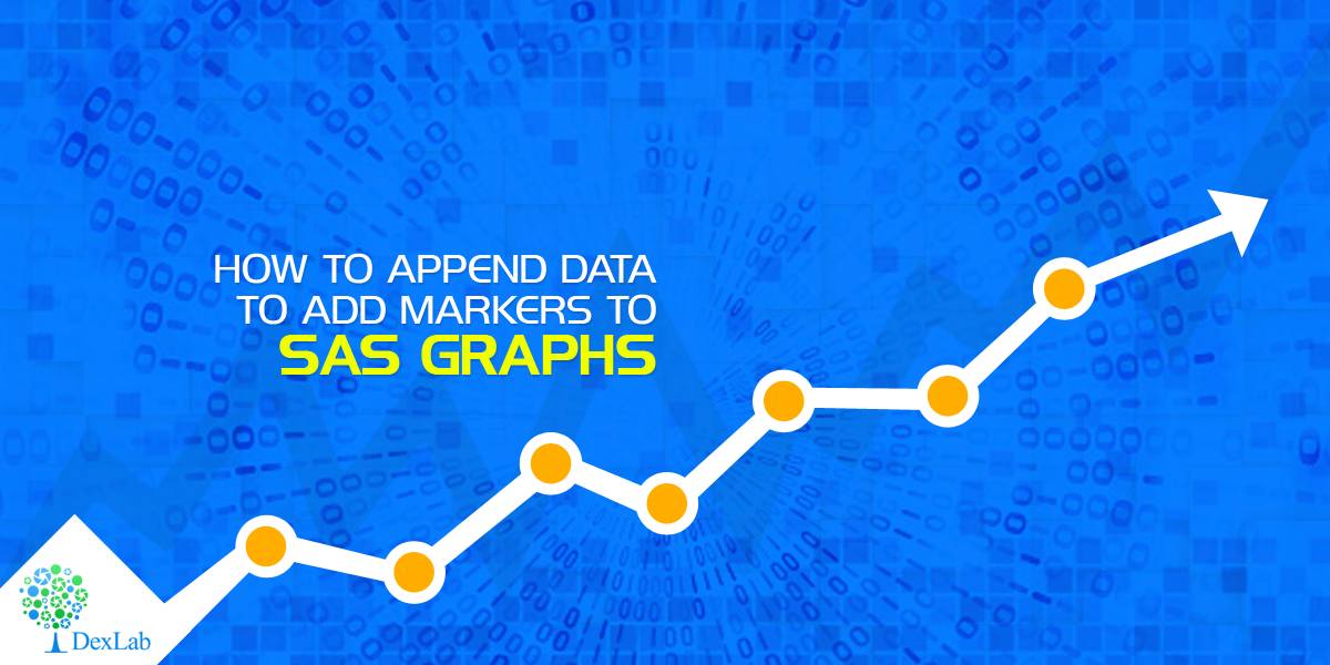 How to Append Data to Add Markers to SAS Graphs