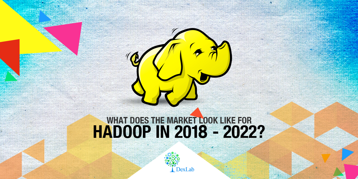 What Does The Market Look Like for Hadoop in 2018 – 2022?