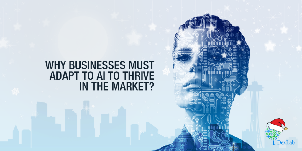 Why Businesses Must Adapt to AI To Thrive in The Market?