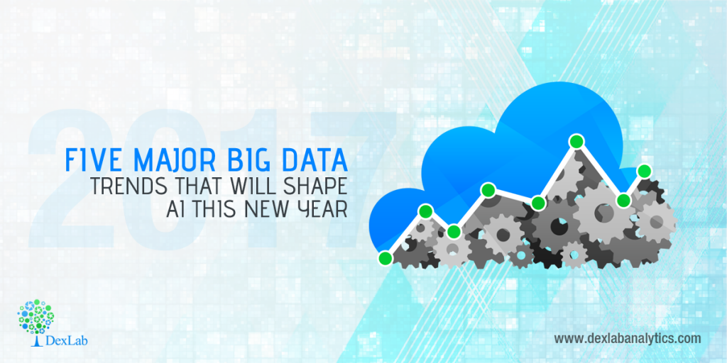 Five Major Big Data Trends That Will Shape AI this New Year