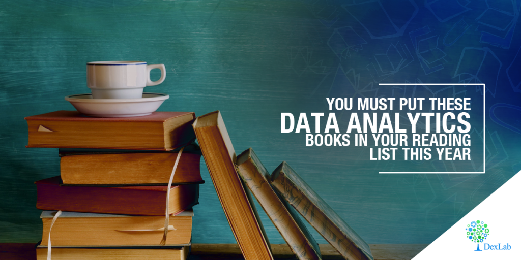 You Must Put These Data Analytics Books in Your Reading List This Year