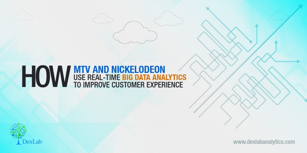 How MTV and Nickelodeon Use Real-Time Big Data Analytics To Improve Customer Experience