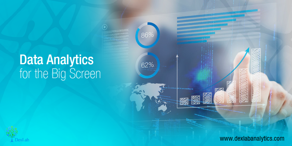Data Analytics for the Big Screen