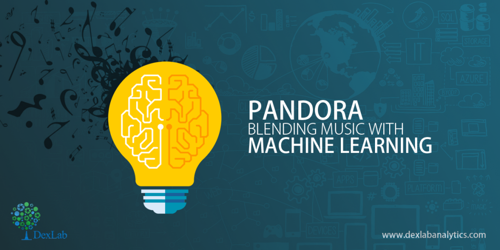 Pandora: Blending Music with Machine Learning