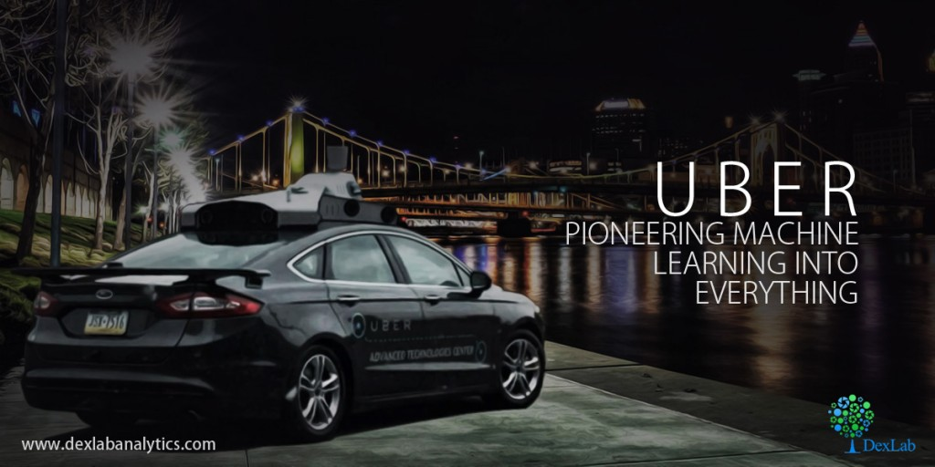 Uber: Pioneering Machine Learning Into Everything It Does