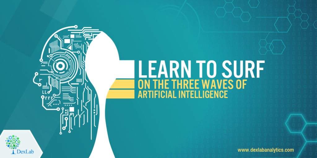 Learn to Surf on the Three Waves of Artificial Intelligence