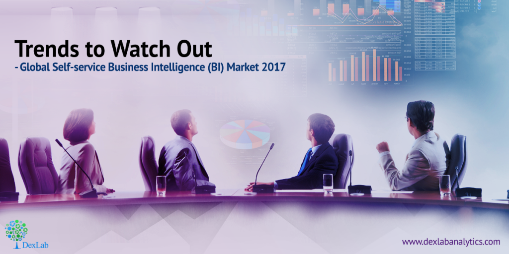 Trends to Watch Out - Global Self-service Business Intelligence (BI) Market 2017
