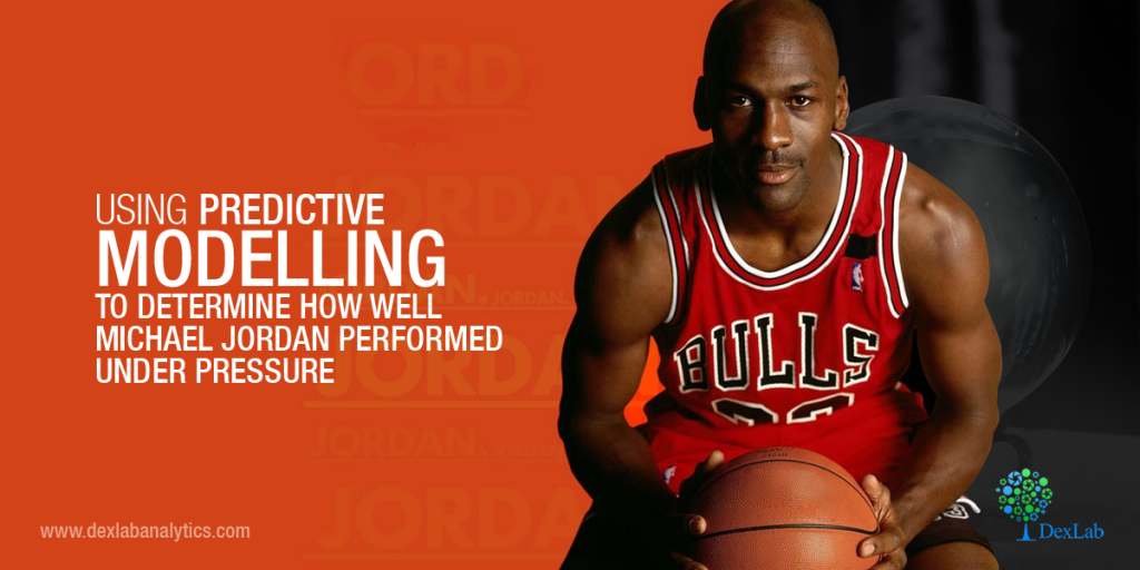 Using Predictive Modelling to Determine How Well Michael Jordan Performed Under Pressure
