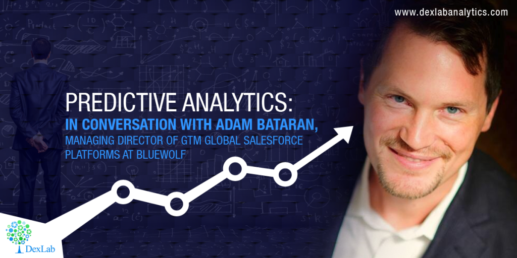 Predictive Analytics: In conversation with Adam Bataran, Managing Director of GTM Global Salesforce Platforms at Bluewolf