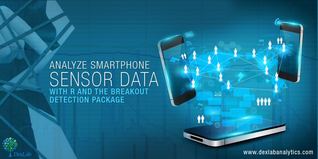Analyze Smartphone Sensor Data with R and the BreakoutDetection Package