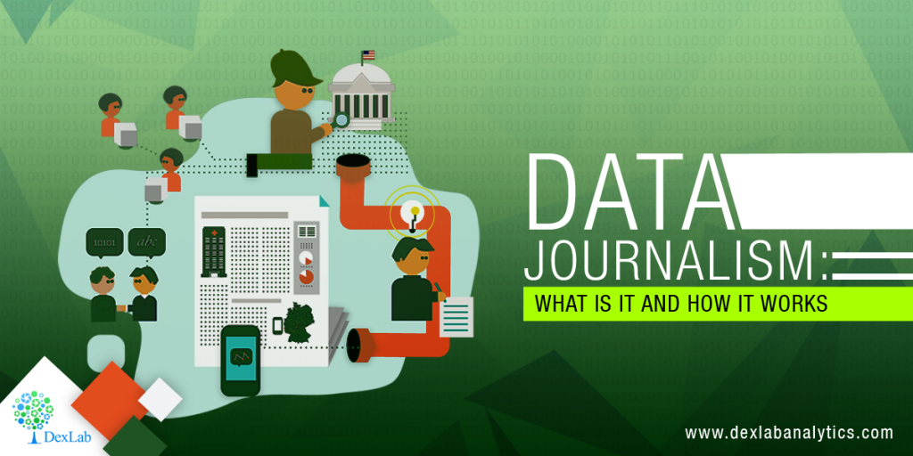 Data Journalism: What is it and how it works