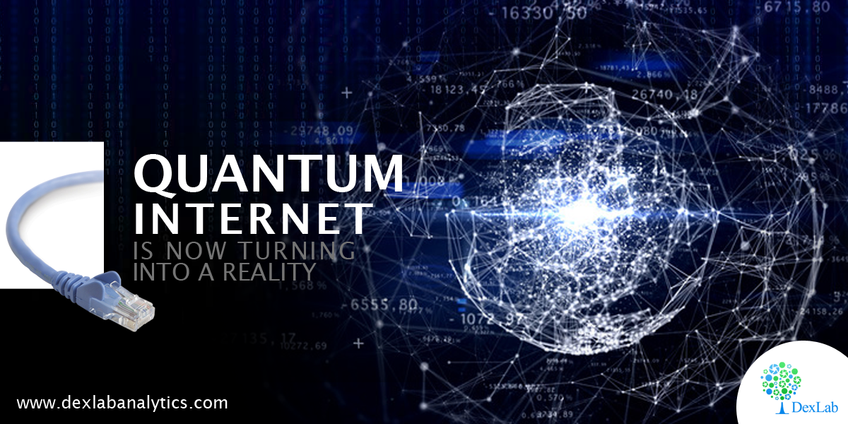 Quantum internet is now turning into a reality reheart Gallery