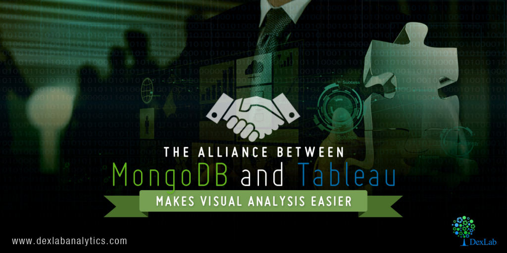 The Alliance between MongoDB and Tableau Makes Visual Analysis Easier
