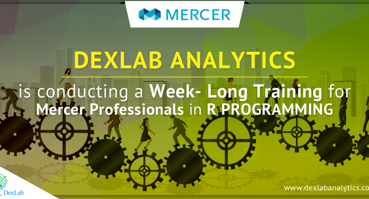 DexLab Analytics Conducts an Exhaustive Training for Mercer in R Programming