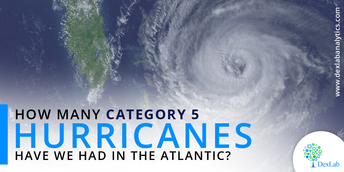 How Many Category 5 Hurricanes Have We Had in the Atlantic?
