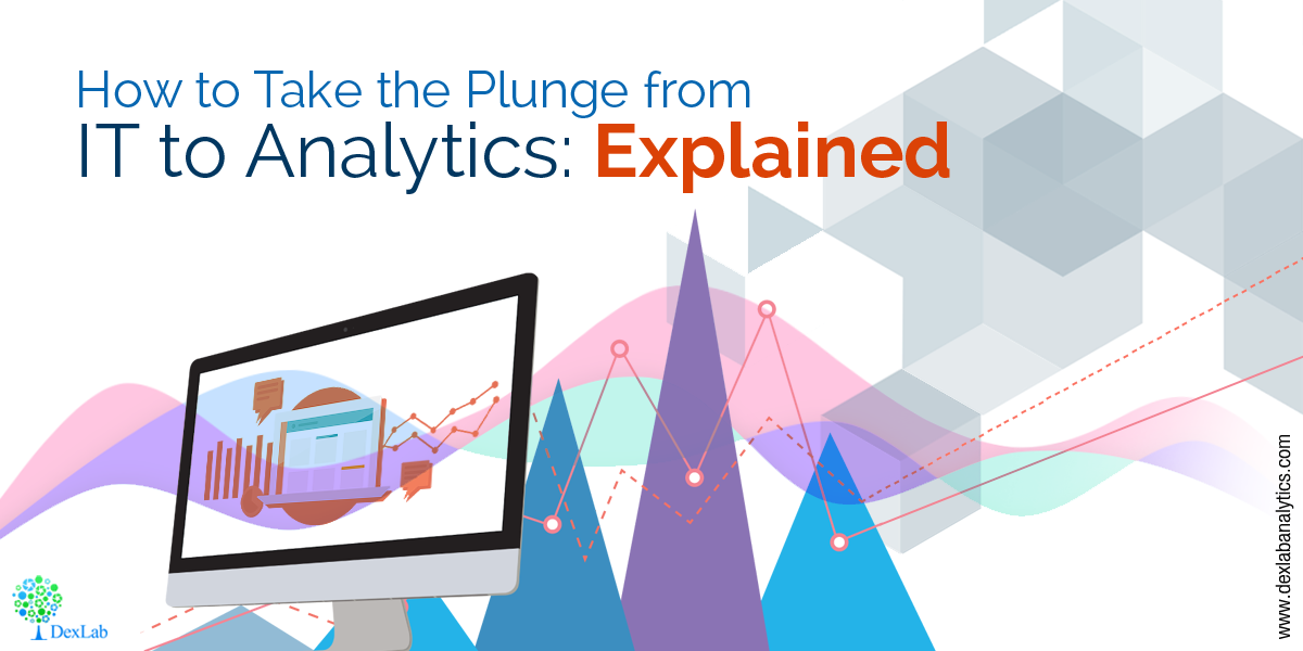 How to Take the Plunge from IT to Analytics: Explained