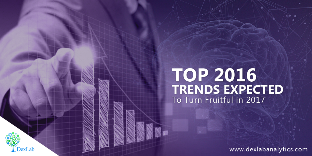 Top 2016 Trends Expected to Turn Fruitful in 2017