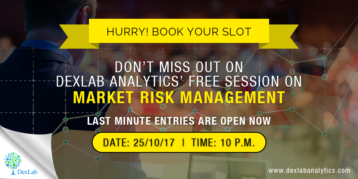 DexLab Analytics is Organizing a Market Risk Modelling Workshop