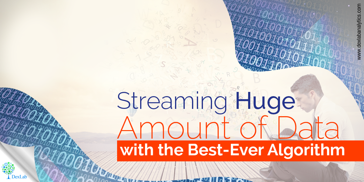 Streaming Huge Amount of Data with the Best-Ever Algorithm