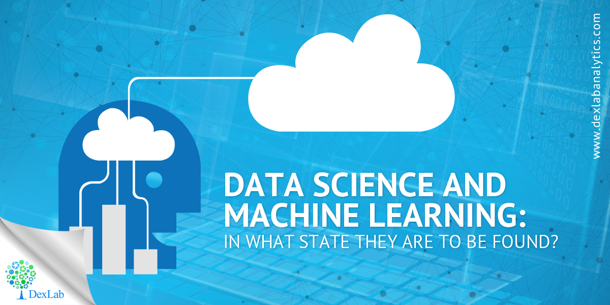 Data Science and Machine Learning: In What State They Are To Be Found?