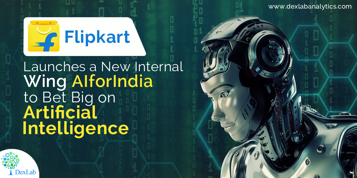 Flipkart Launches a New Internal Wing AIforIndia to Bet Big on Artificial Intelligence