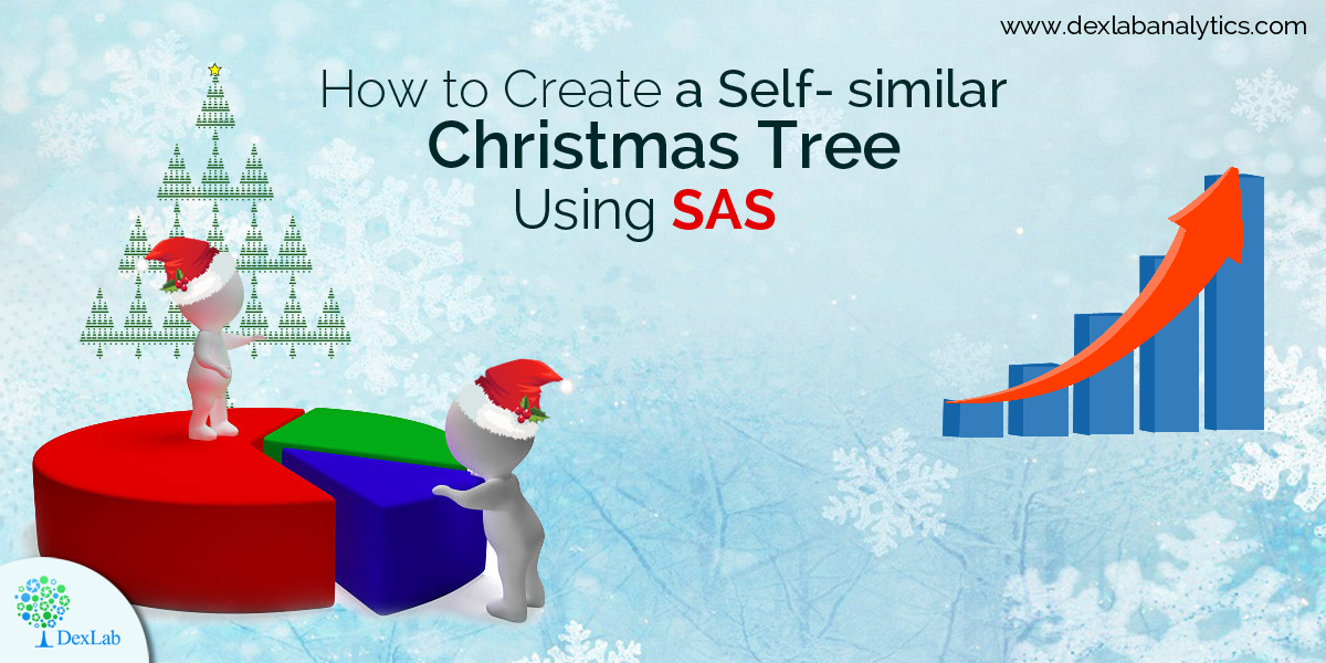 How to Create a Self-similar Christmas Tree Using SAS