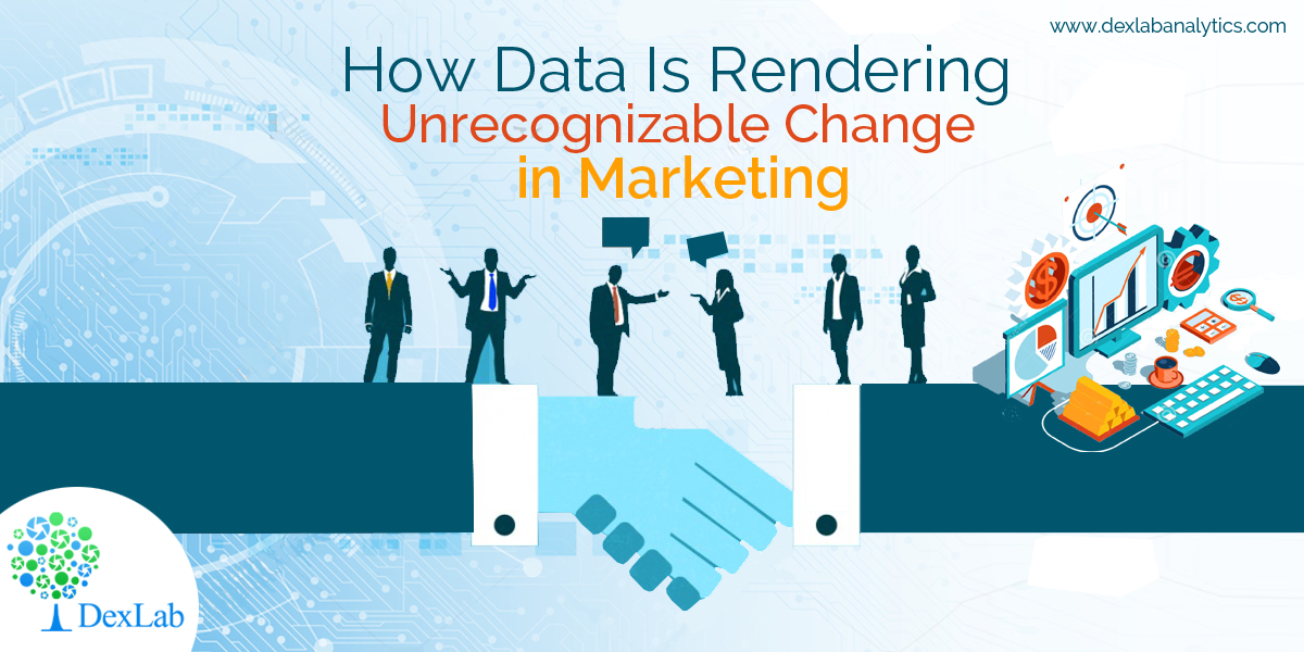 How Data Is Rendering Unrecognizable Change in Marketing