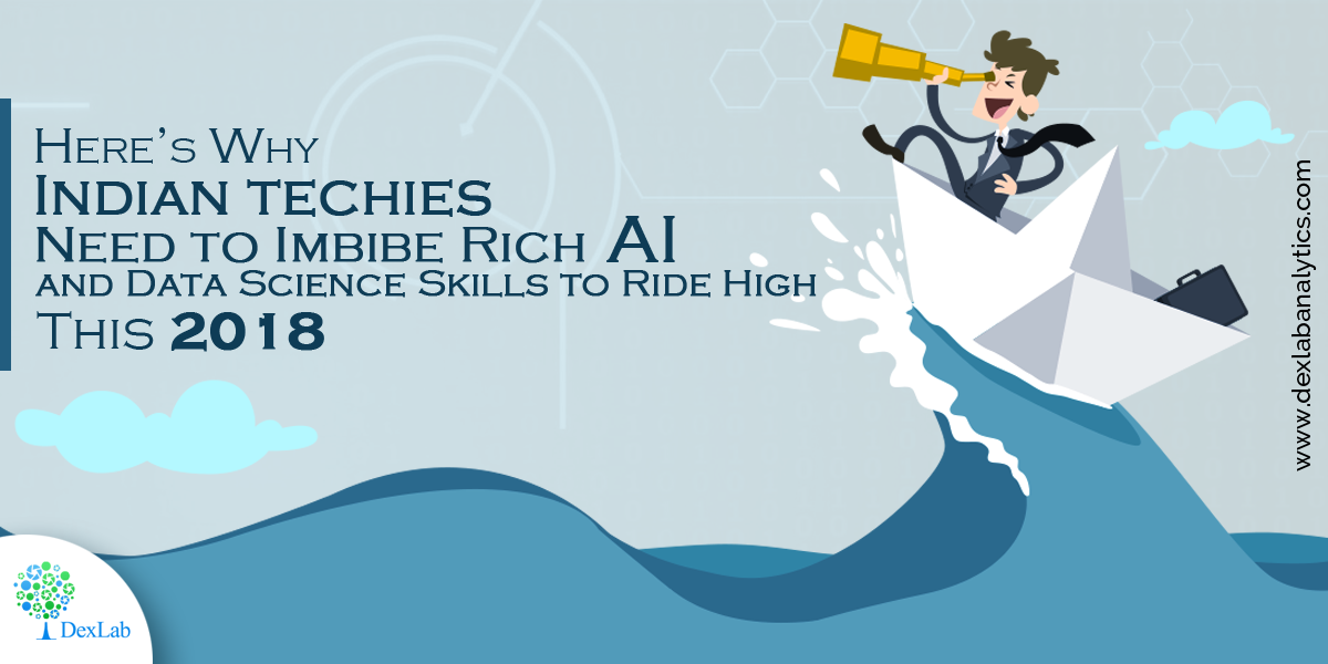 Here's Why Indian Techies Need to Imbibe Rich AI and Data Science Skills to Ride High This 2018